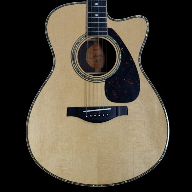 Yamaha Japan LSX36C A R E Hand-Crafted Electro-Acoustic Guitar