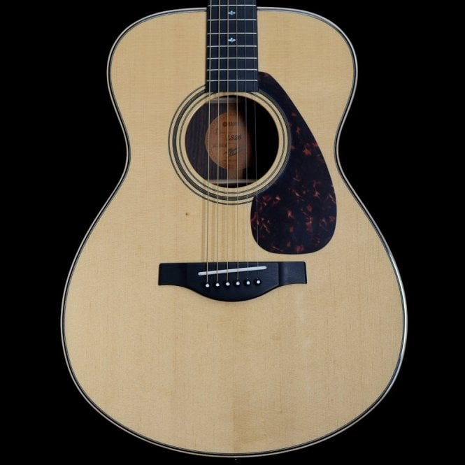 Yamaha Japan L-Series LS26 A.R.E Hand-Crafted Concert Acoustic Guitar