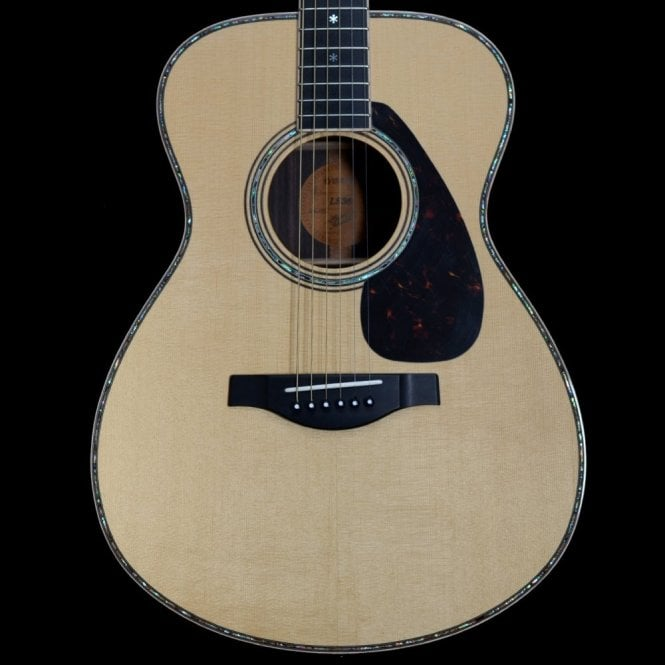 Yamaha Japan L-Series LS36 A.R.E Hand-Crafted Concert Acoustic Guitar