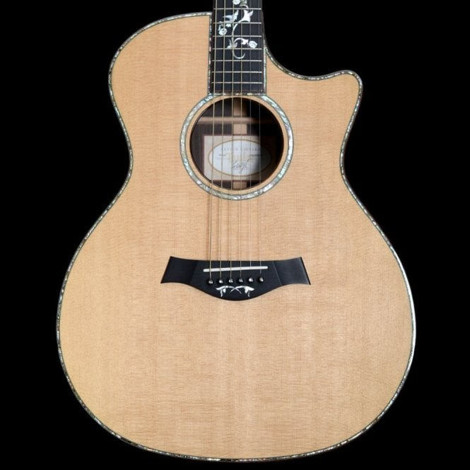 Taylor 2013 Model 914ce Grand Auditorium Guitar with Expression System, Pre-Owned