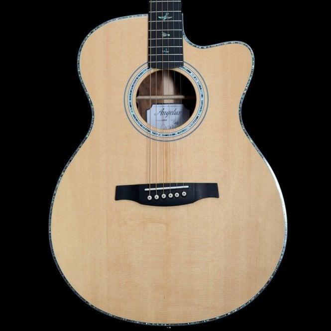 PRS SE A265E Limited Edition Angelus Acoustic Guitar w/ Pau Ferro Back & Sides
