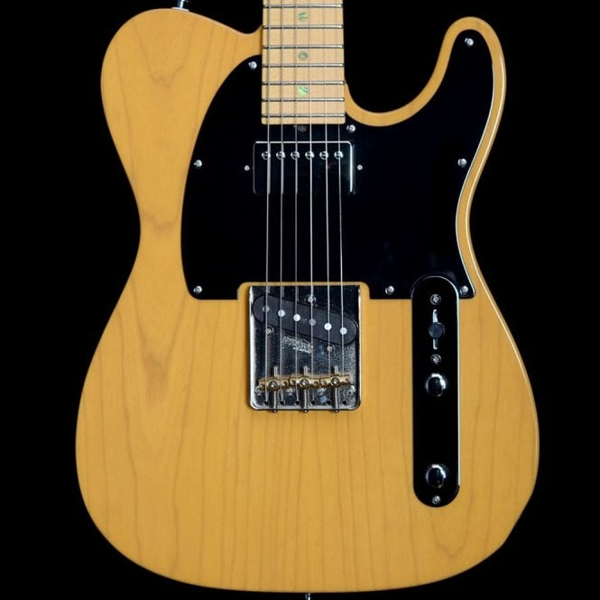 Suhr 2012 Custom Classic T Swamp Ash Electric Guitar in Trans T Straw, Pre-Owned