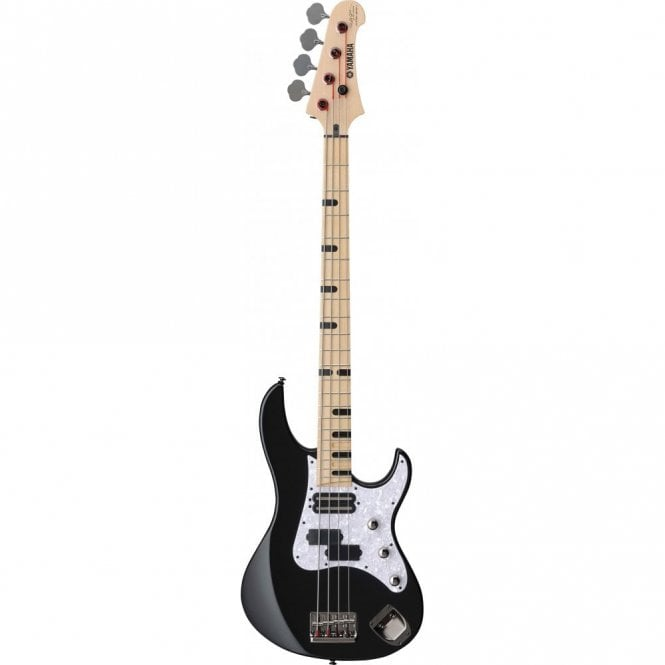 Yamaha Attitude Limited Edition Signature Electric Bass Guitar - Black (Refurbished)