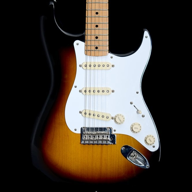 Fender 2007 Classic '50s Stratocaster in 2-Tone Sunburst, Pre-Owned
