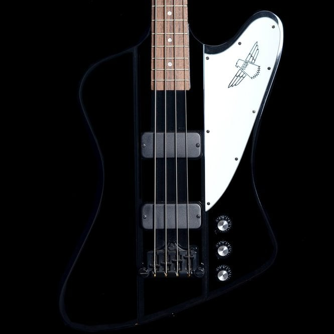 Gibson 2013 Thunderbird Electric Bass Guitar in Ebony, Pre-Owned