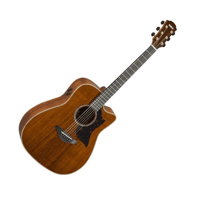 Yamaha A4K Limited Edition Koa Electro Acoustic Guitar (Artist Stock)