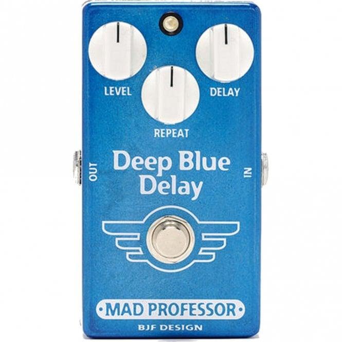 Mad Professor Deep Blue Delay Pedal
