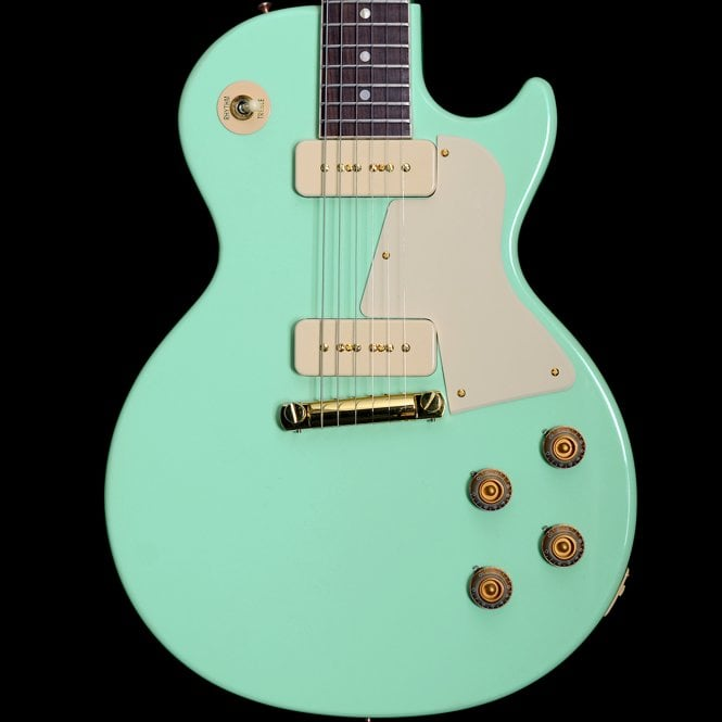 Gibson 2017 Custom Shop Les Paul Special in Seafoam Green, Pre-Owned