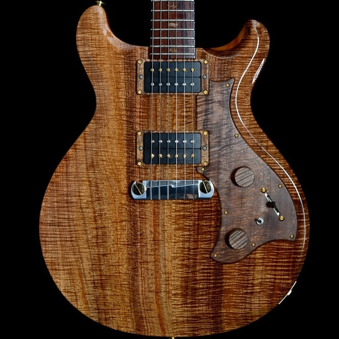 PRS Private Stock #4732 Mira with Tasmanian Blackwood Top and Koa Back, Pre-Owned