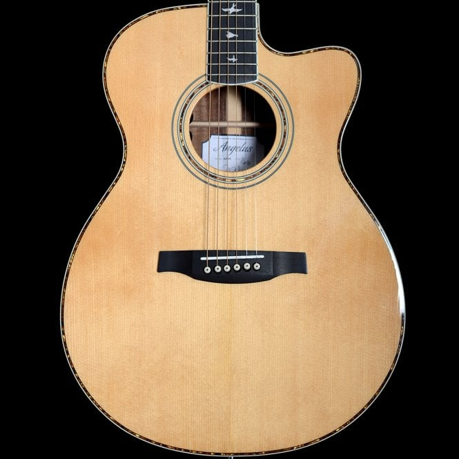 PRS SE A270E Limited Edition Angelus Acoustic Guitar w/ Koa Back & Sides
