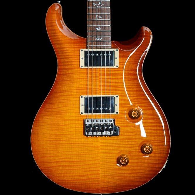 PRS 2009 Custom 22 10-Top with Bird Inlays in Solana Burst, Pre Owned