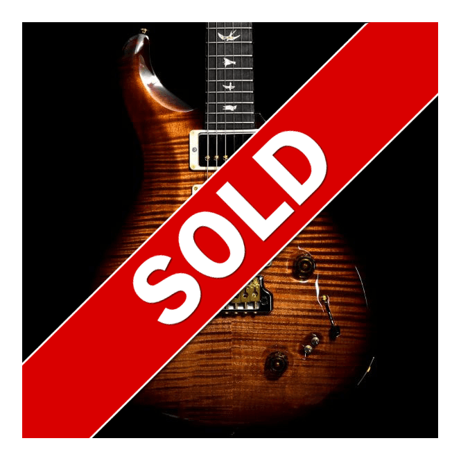 PRS Special Semi-Hollow Limited Edition 2018 Model 10-Top, Custom Colour #255929