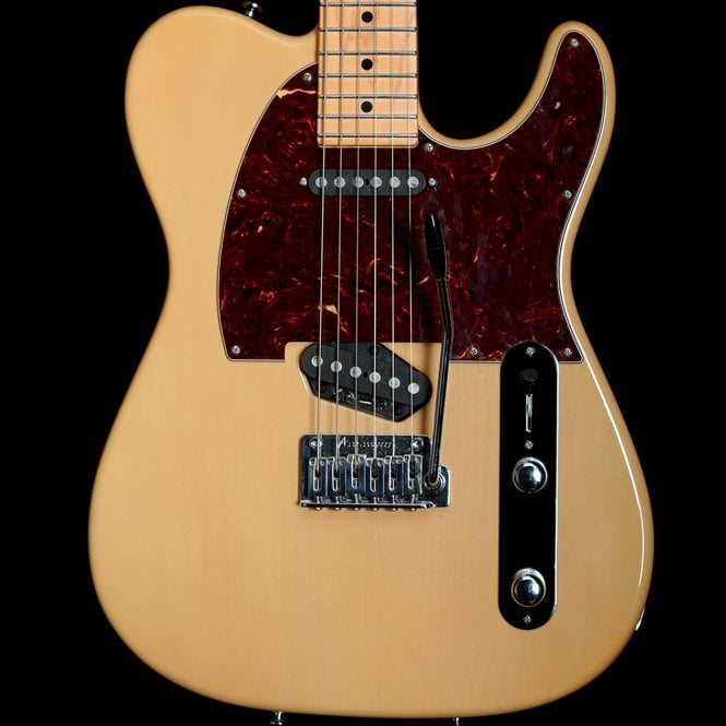 Tom Anderson 2016 Classic T Shorty Hollow Contoured in Translucent Butterscotch, Pre-Owned