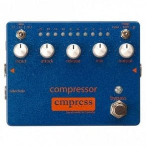 Compressor Effects Pedal
