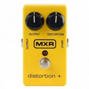 Distortion + M104 Distortion Effects Pedal