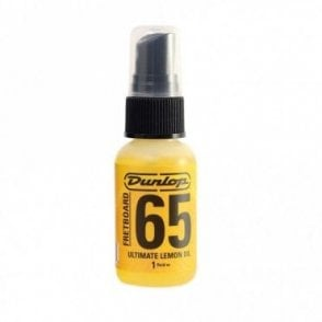 Fretboard No. 65 Ultimate Lemon Oil 1 Fluid Oz