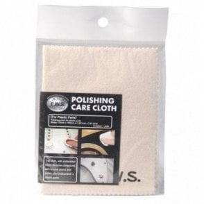 Polishing Care Cloth - For Plastic Parts