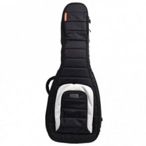 M80 Dual Electric Guitar Gigbag - Gig Bag Carry Case - Black