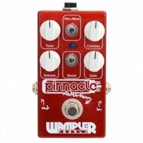 Pinnacle Distortion Pedal Discontinued Model