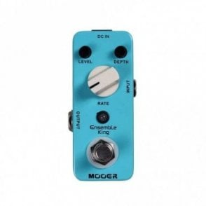 Ensemble King Micro Series Analog Chorus Pedal