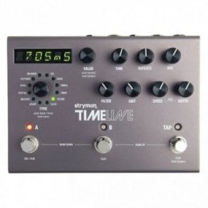 TimeLine Delay Pedal