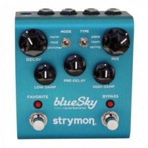Blue Sky Reverberator Reverb Pedal