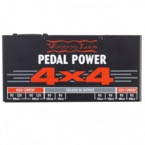 Pedal Power 4x4 Power Supply