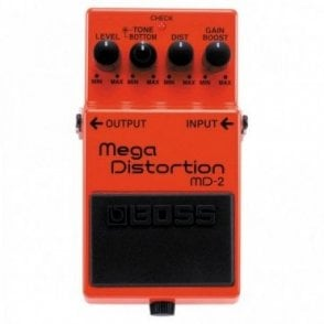 MD-2 Mega Distortion Guitar Pedal