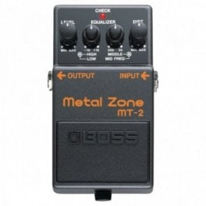 MT-2 Metal Zone Distortion Stompbox
