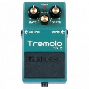 TR-2 Tremolo Guitar Effects Pedal