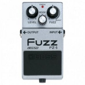 FZ-5 Vintage Fuzz Effects Pedal