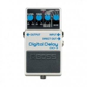 DD-3 Digital Delay Guitar Effects Pedal