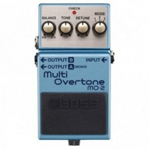 MO-2 Multi Overtone Guitar Effect Pedal