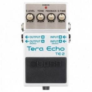 TE2 Tera Echo Space Delay Guitar Effects Pedal