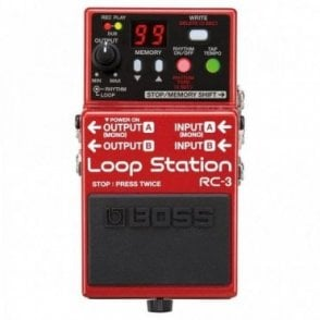 RC-3 Loop Station Pedal