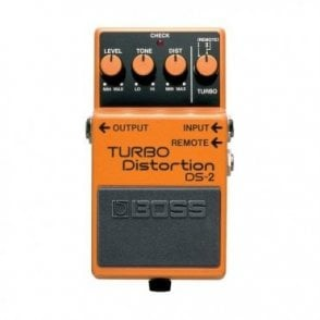 DS-2 Turbo Distortion Effects Pedal