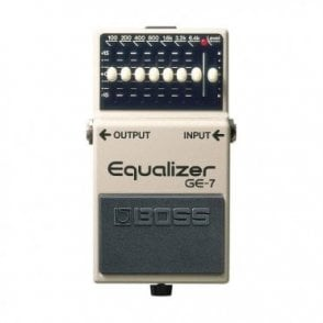 GE-7 Graphic Equalizer Compact Pedal