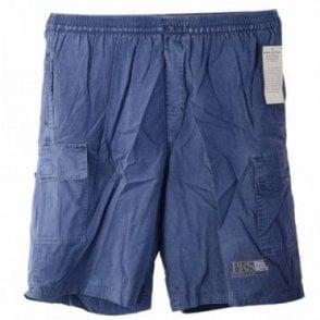 Cargo Shorts, Blue