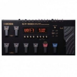 GT-100 Version 2.0 Multi-Effects Processor (Refurbished)