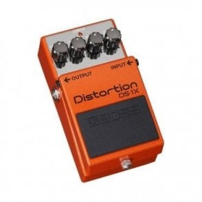 DS-1X Classic Distortion Pedal