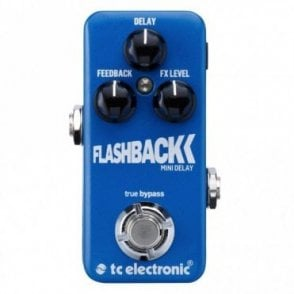 Flashback Mini TonePrint Delay Effects Pedal