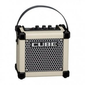 Micro Cube GX (White) Guitar Amplifier