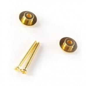 Spare - Strap Buttons (& Screws), Gold - ACC-4218