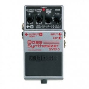SYB-5 Bass Synthesizer Pedal