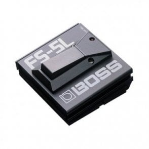 FS-5L (Latching) Durable Metal Control Foot Switch