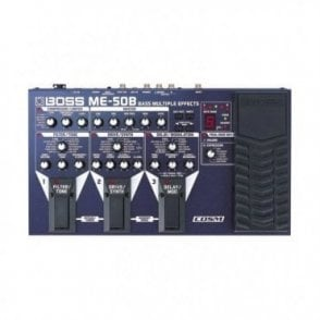 ME-50B Bass Multi Effects Processor
