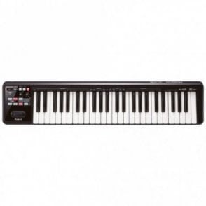 A-49 USB MIDI Keyboard - Black