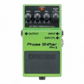 PH-3 Phase Shifter Compact Pedal