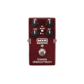 M85 Bass Distortion Pedal