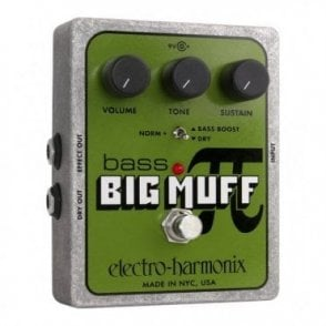 Bass Big Muff Pi Guitar Pedal